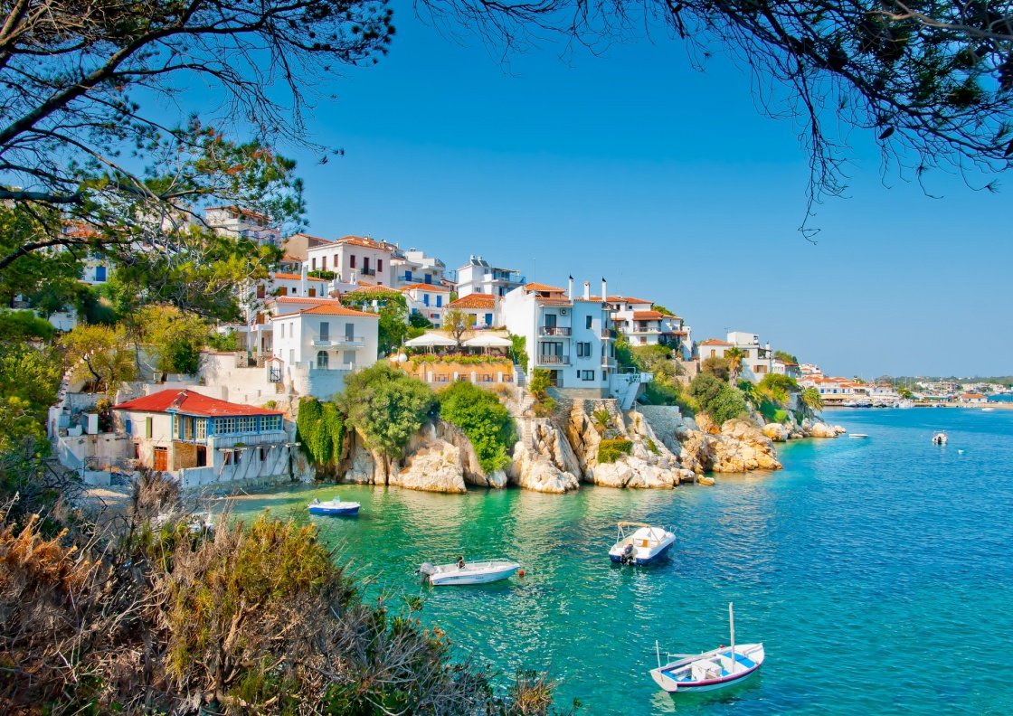 Skiathos Travel Guide: beaches, sights, hotels and all you ...